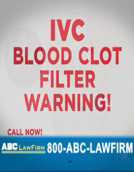 IVC Blood Clot Filter